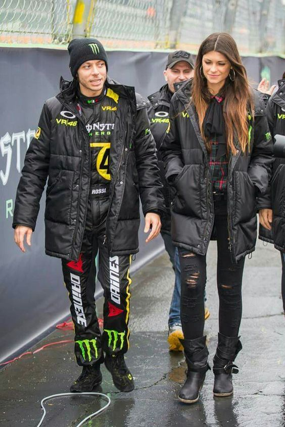 Vale & Linda Morselli | Monza Rally | Pinterest