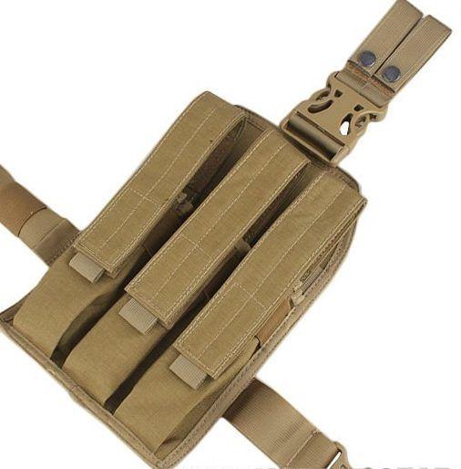 Porte Chargeur Arme De Poing Tactique Militaire Eg Mod2 Kh Tactique Militaire Arme De Poing Militaire