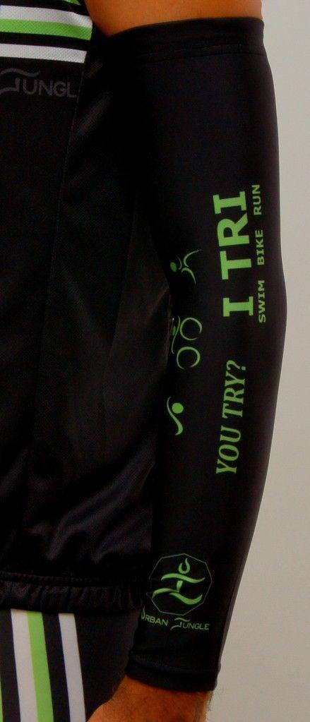 Yes, I love Triathlon!