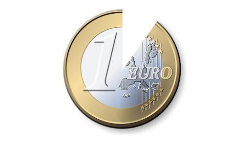 De euro is door speculaties over een 'grexit' gedaald naar 0,9 euro. Dit heeft grote gevolgen voor zogenaamde eurowinkels waar alle artikelen 1 euro kosten.