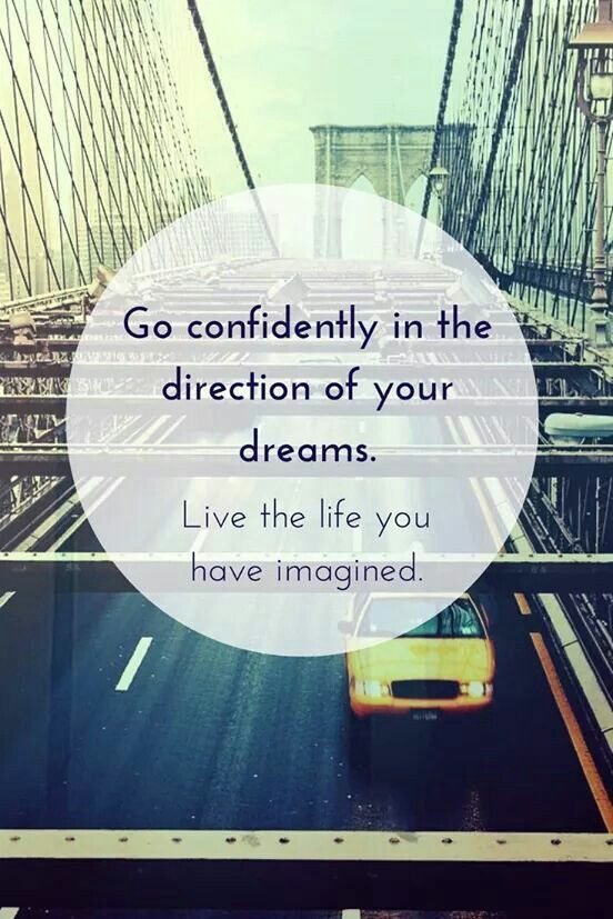 Goals and confidence quotes