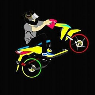 Pin Oleh Navy Di Mentahan Motor Drag Logo Keren