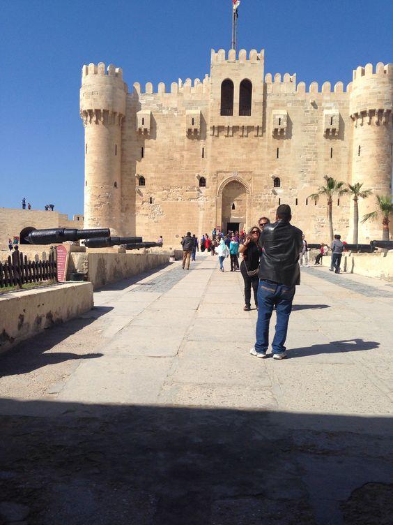 قلعة قايتباي / الاسكندرية