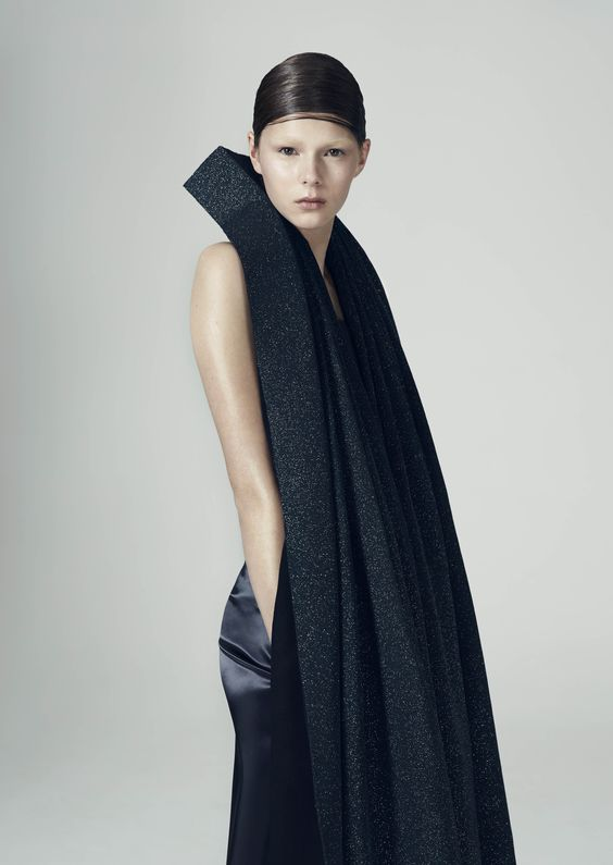 Matilda Norberg, MA Graduate collection, Royal College of Art. Photographer Ceen Wahren: