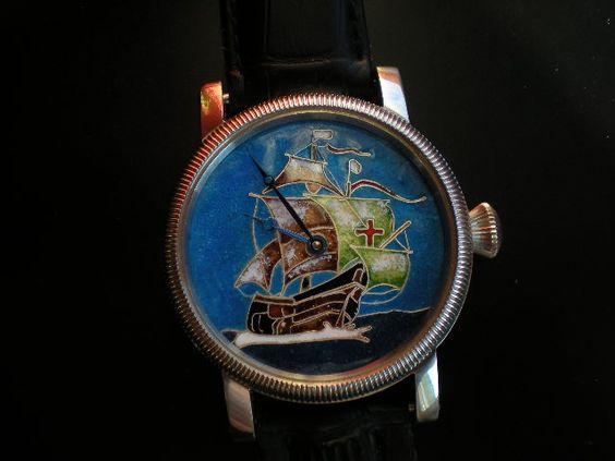 Enamel cloisonne. ( dial watch, icon, etc....) - Page 2 316410f0561e1e78cf4da4418b34f691