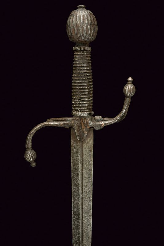 A small-sword, provenance: Italy dating: 17th Century. - Pinterest