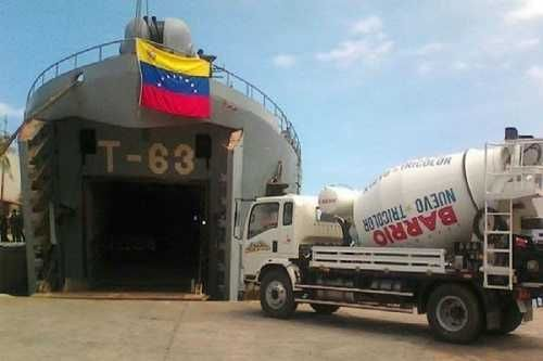 SIGUE LA BURLA AL PAÍS! Venezuela envía tercera embarcación con ayuda humanitaria a Cuba y Haití