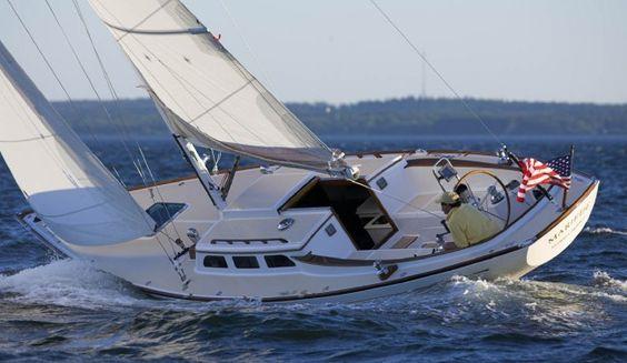 M36 - Morris Yachts. WANT!!!