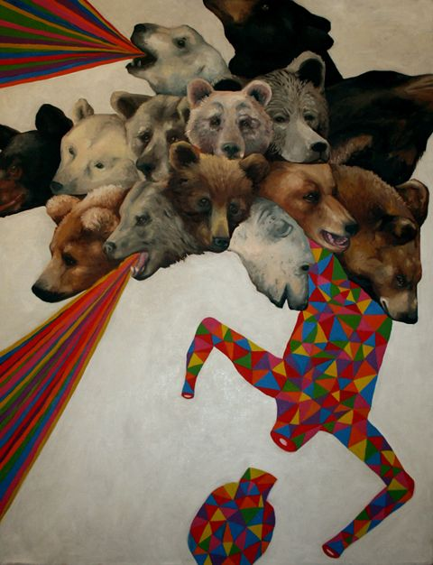Juxtapoz Magazine - Reader Art: Meagan Jenigen   Reader Art