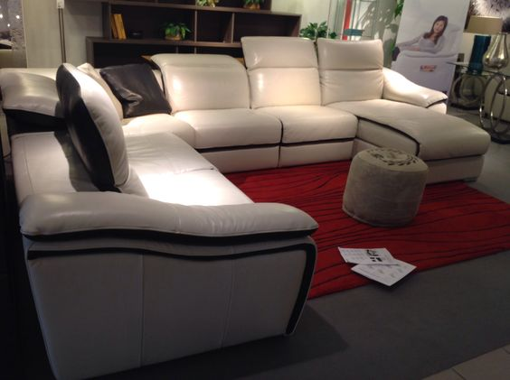 Sectional with sidexside recliners and reclining chaise for Catnapper jackpot chaise