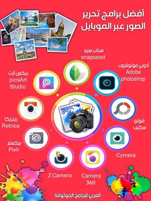 افضل و اشهر برامج تعديل الصور للاندرويد مجانا Best Photo Editor For Android App Pictures Best Photo Editor Photo Editor