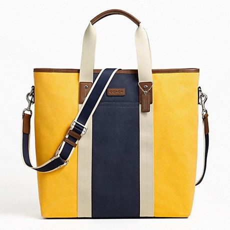The Domestic Dandy: Take a tote this summer!