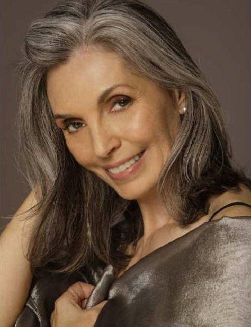 gray hair hair hair hair styles silver grey hair hair white long ...