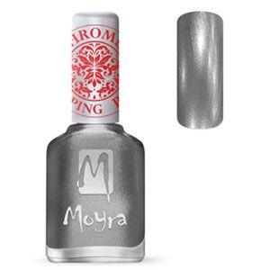 COMING SOON Moyra Stamping Nail Polish- No. 25 (Chrome Silver)