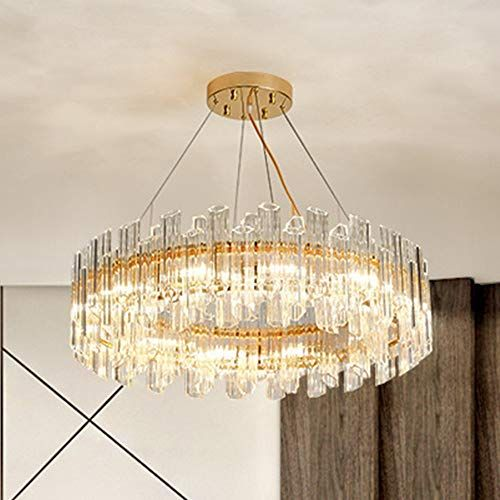 Crystal Chandelier Living Room, How To Install A Crystal Chandelier