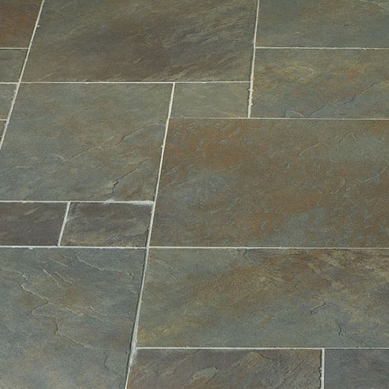 Check out this daltile product continental slate for Slate floor patterns