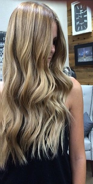 Walnut Bronde Hair Color - Long Hair With Blonde Highlights | Hair Color | Pinterest | Blonde ...