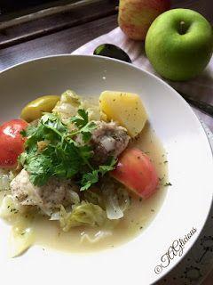 Apples & Pork stew
