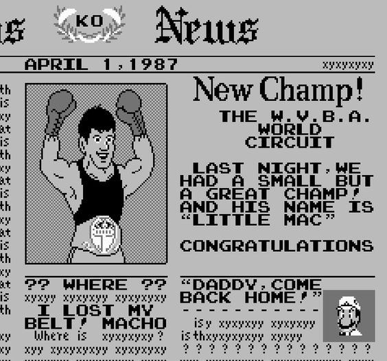 Punch Out (NES)
