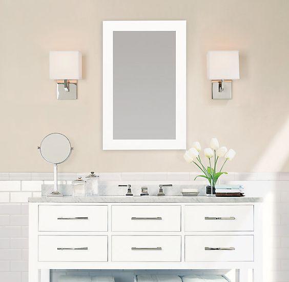 Delightful Hutton Inset Medicine Cabinet White $235   $295 Amazing Design