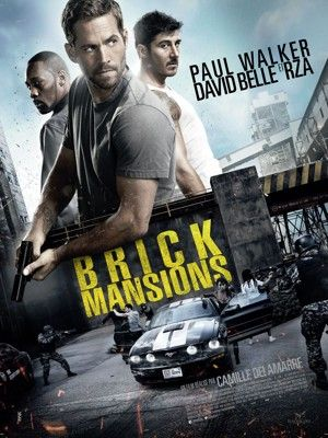 "Pelicula: ""Brick Mansions - La fortaleza (2014)"""