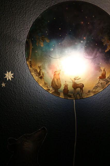 Hartendief, Kinderzimmer, Babyzimmer, Lampen fürs ...