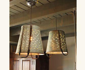 Vintage Olive Harvest Lights