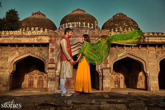 Pre wedding Photography at Lodhi garden Delhi