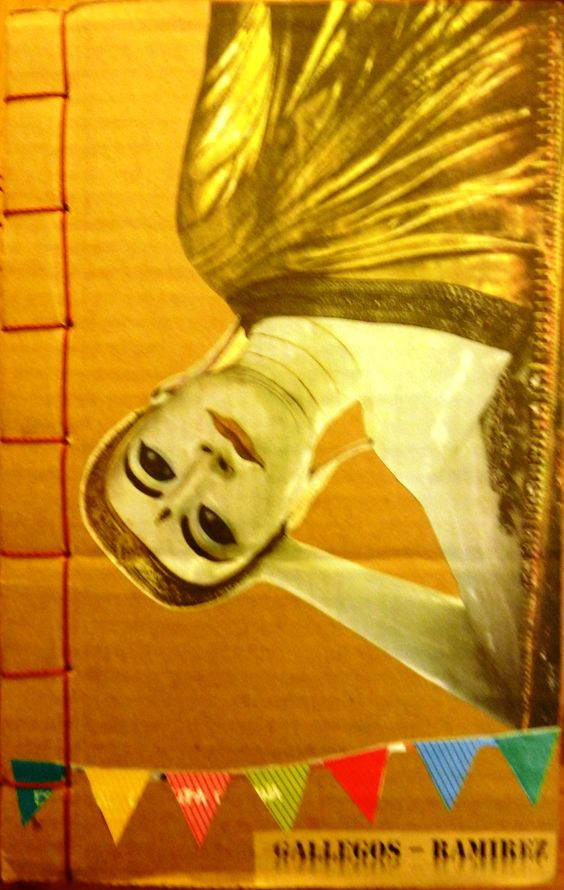 Poemario Juntas y Revueltas | Libros Cartoneros | La Joyita Cartonera | handmade books | cardboard | poetry | by Jo Venegas