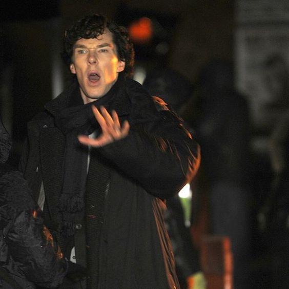 oy!!!! #SetlockBatch #10DaysOfBen #BenedictCumberbatch #cumberpimp #cumberporn #Sherlock