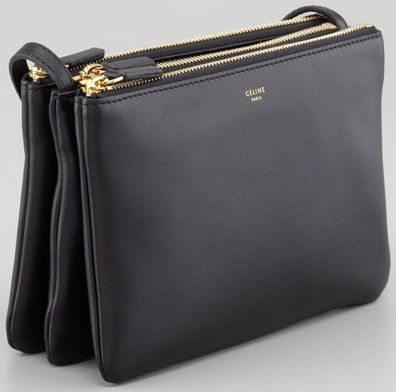 celine soft leather tote - celine trio - maybe one day | J e w e l l e r y  l  B a g s  l  W ...