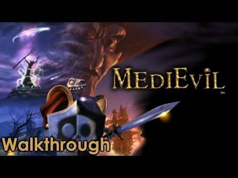 Medievil Game Youtube Retro Gaming Gamer Ps1
