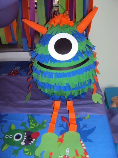 """Photo 21 of 22: MONSTER / Birthday """"MONSTER BASH"""" 
