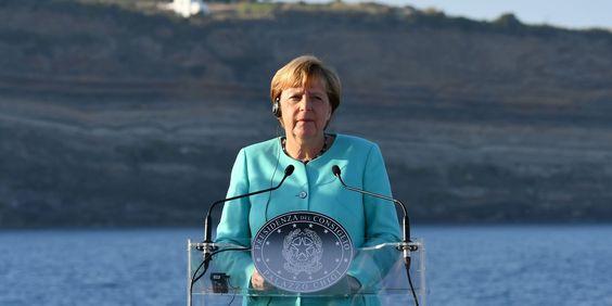 """Angela Merkel: """"Türkischstämmige müssen Loyalität zu Deutschland entwickeln"""""""