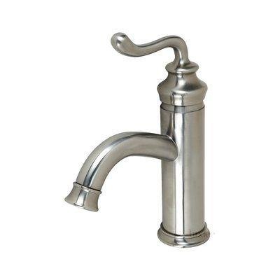 Luxier Hole Vanity Sink Lavatory Standard Bathroom Faucet