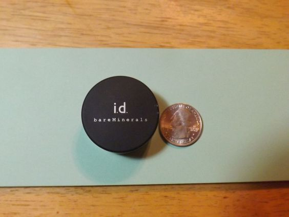 Bare Minerals Eye and cheek color Shadow SOFT FOCUS GLAMOUR .57g Authentic NWOB #bareMinerals