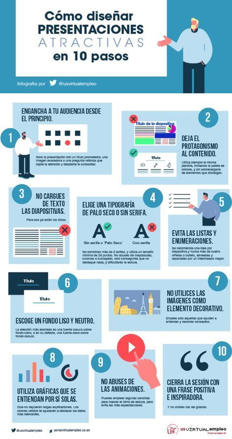 Cómo Realizar Presentaciones Efectivas En 10 Pasos Infografía Tecnicas De Aprendizaje Consejos Para Estudiar Aprendizaje