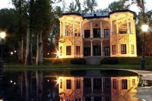 Iran Photos - Ahmad Shah's Pavilion | iExplore