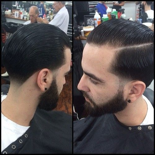 Slick Cholo Hair Pompadour On Pinterest