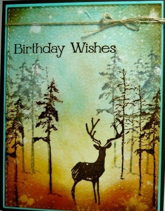 Happy Birthday Images With Deer : happy, birthday, images, Kathy, Dugas, Happy, Birthday, Hunting,, Funny, Cards