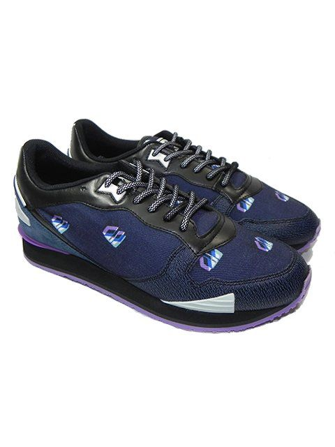 KENZO SHIFTED RUNNING SHOE