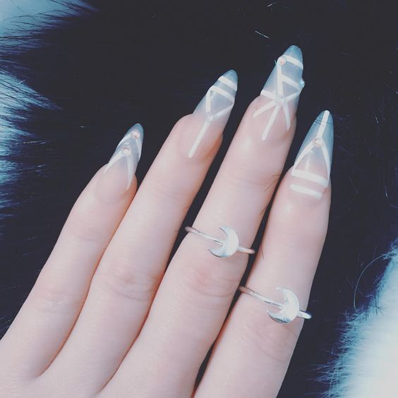 """The crescent moon midi ring - one of the 5 super adorable, super magical items in our  jewelry bundle  Get it in my pledge shop now! Link in bio ✨"""