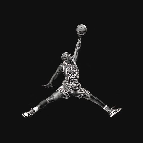 Jumpman Logo in Real Life on Behance