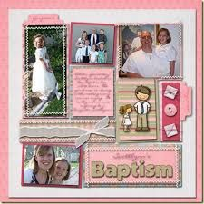 missionary scrapbook page ideas - Google Search