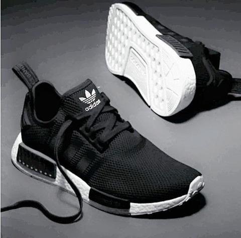 Trendsetter ADIDAS NMD Women's Men's Running Sneakers ...