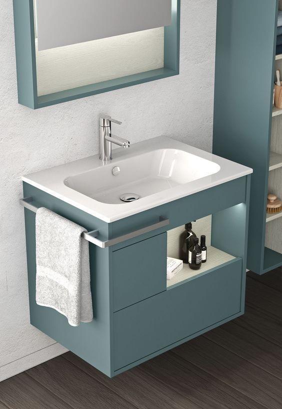 50 Modern Small Bathroom To Inspire Your Ego Geek Interior Design 50 Modern Small Bathroom To In Washbasin Design Cupboard Design Modern Bathroom Cabinets