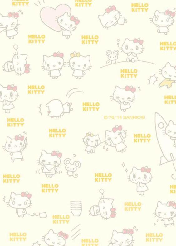 キティ 壁紙の画像 プリ画像