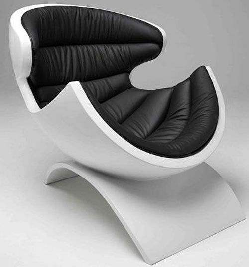 Attractive Great Examples Of Modern Furniture Design | Modern, Futuristic Furniture  And Shell