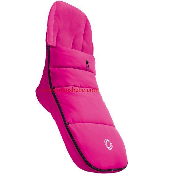 Saco silla BUGABOO col. ROSA. este saco es valido para todos los modelos de cochecitos y sillas de paseo de la marca BUGABOO. Cómpralo en: http://www.ninosbebe.com/tienda/BUGABOO/Saco-BUGABOO-Rosa.html#cont