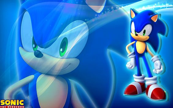 Sonic The Hedgehog Wallpaper | HD Background Wallpaper